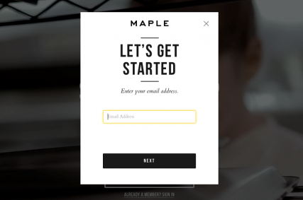 Maple-Lets-get-started2