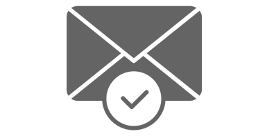 Automated system generated confirmation emails