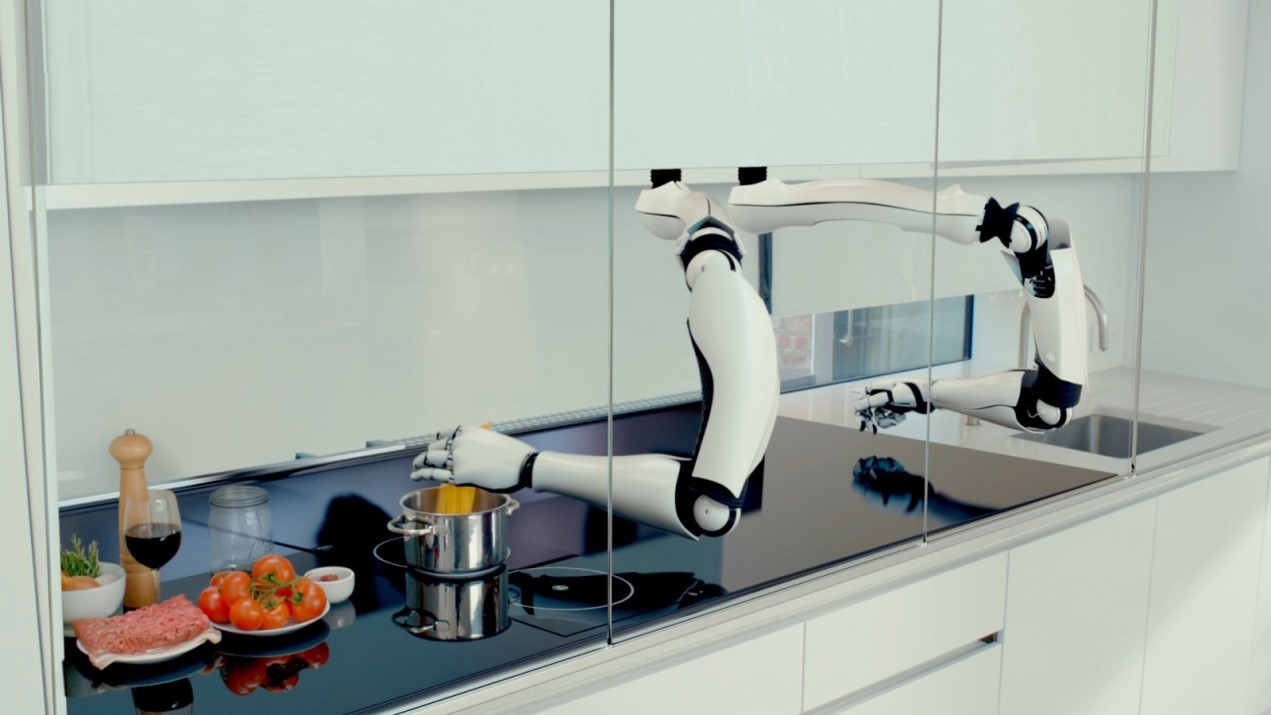 kitchen robot
